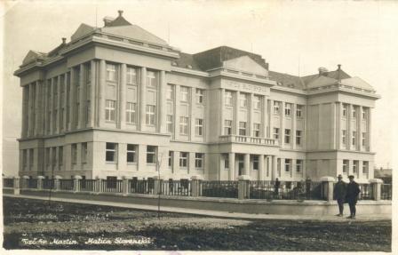 Druhá budova Matice slovenskej