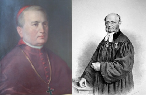 Štefan Moyzes a Karol Kuzmány