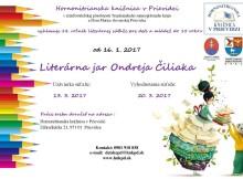 Literarna-jar-ondreja-ciliaka-2017